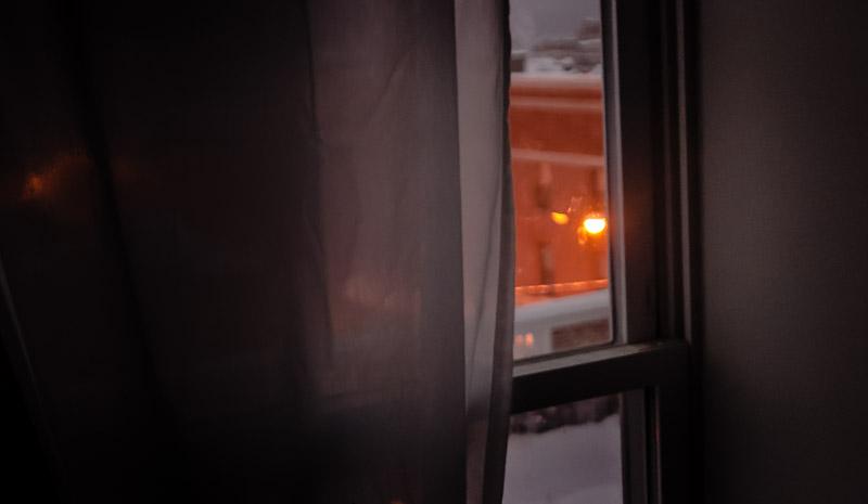 The Gargoyle - His Window