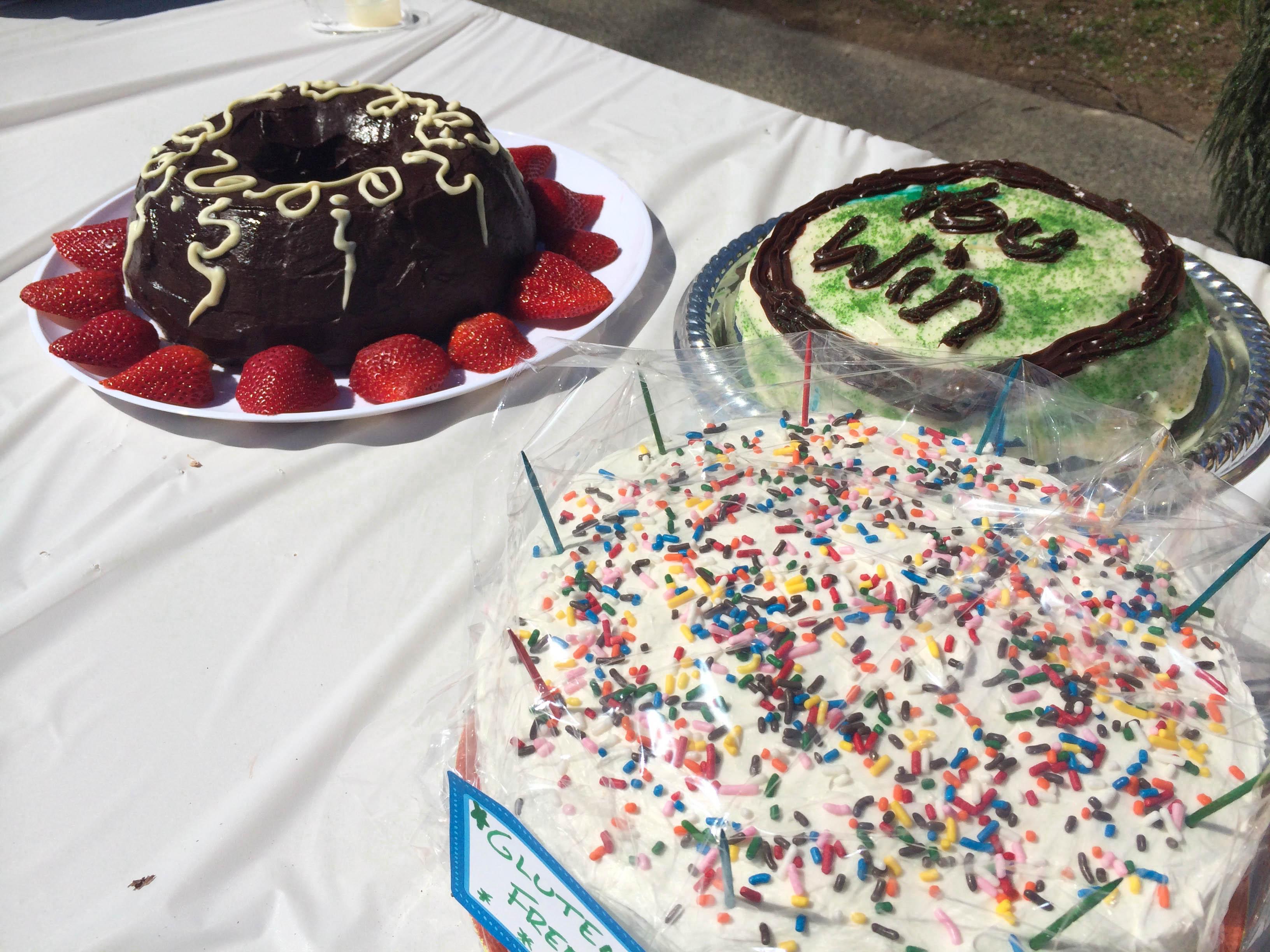Cake Walk Poetry Journal