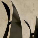 Abstract shapes and shadows