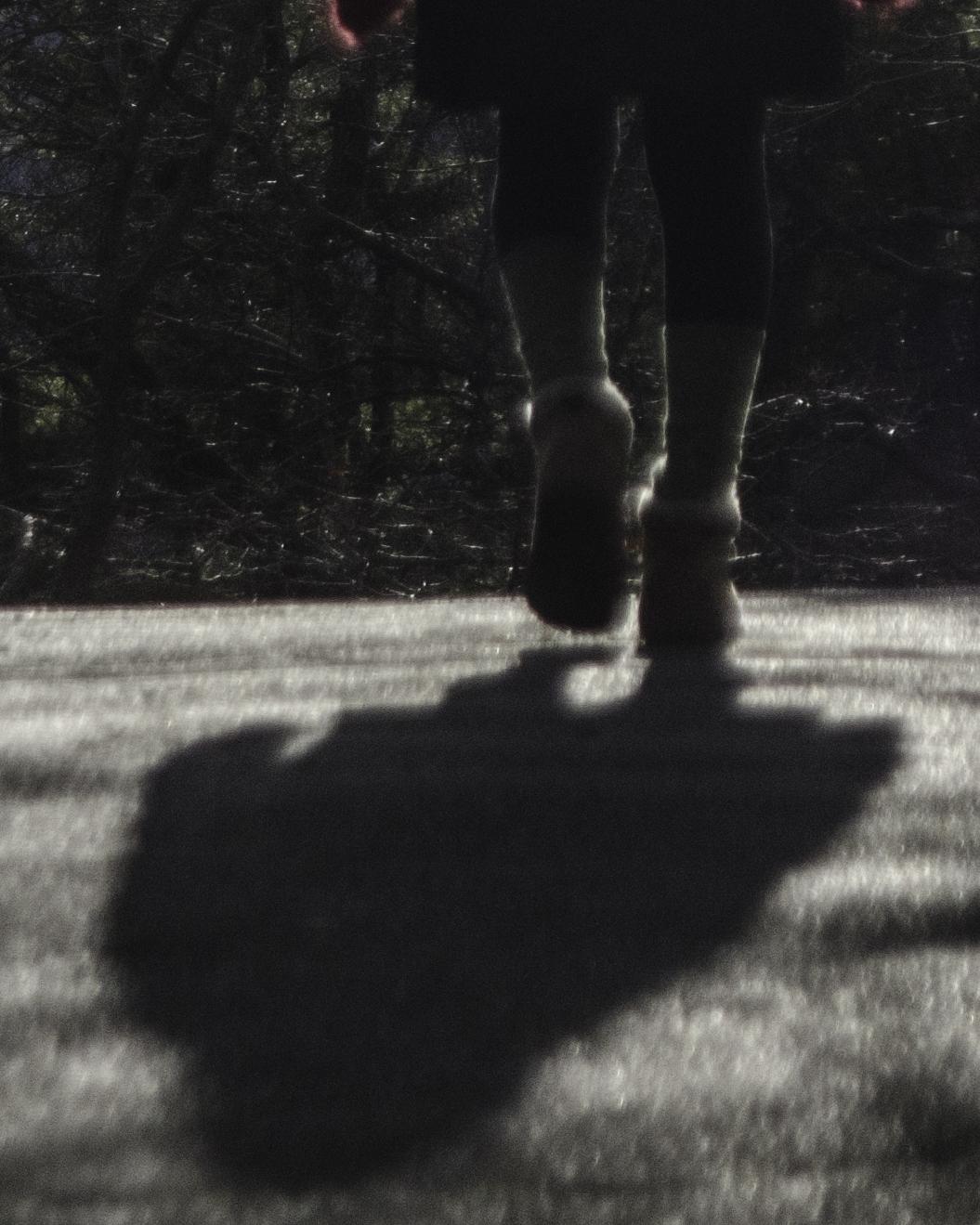 Souls of feet image